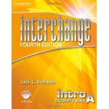 Interchange Fourth Edition Intro Student's Book A with Self-study DVD-ROM