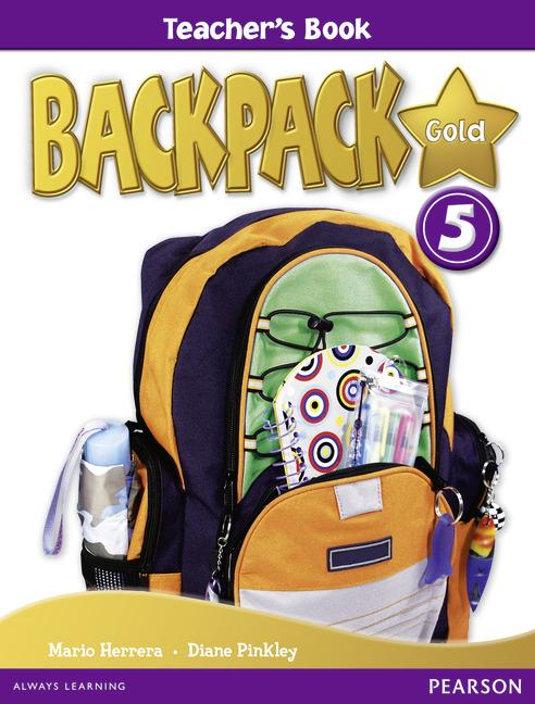 Backpack Gold Level 5 Teacher's Book