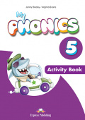 My Phonics 5 Activity Book (with crossplatform application)