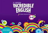 Incredible English (Second Edition) Level 5 and 6 Teachers Resource Pack