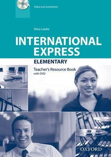 International Express Third Edition Elementary Teacher's Resource Book with DVD