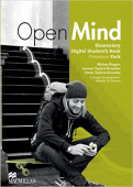 Open Mind Elementary Digital Student's Book Pack Premium