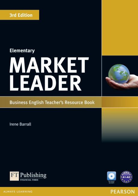 Market Leader 3rd Edition Elementary Teacher's Book with Test Master CD-ROM