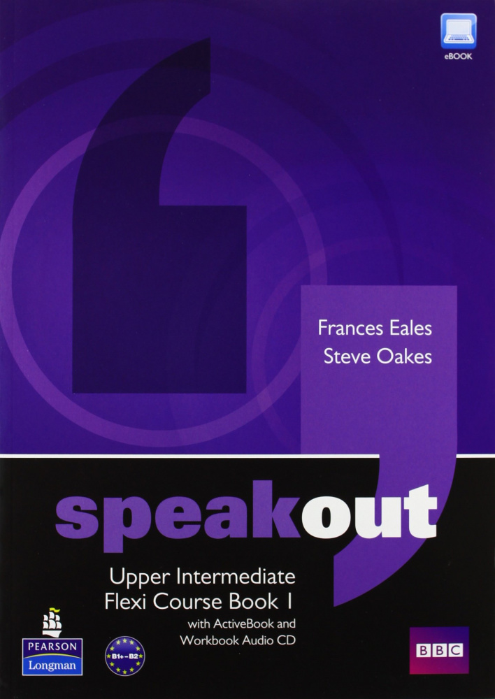 Speakout Upper-Intermediate Flexi Course Book 1 Pack