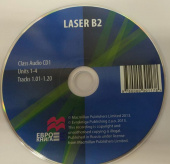 Laser Third Edition B2 Class Audio CDs (2) (Лицензия).