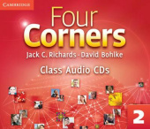 Four Corners 2 Class Audio CDs (3)