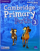 Cambridge Primary Path 3 Activity Book with Practice Extra