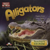 Alligators Teacher's CD-ROM