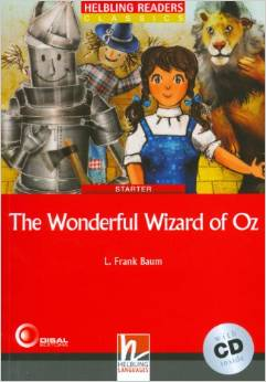 Red Series Classics Level 1: The Wonderful Wizard of Oz + CD
