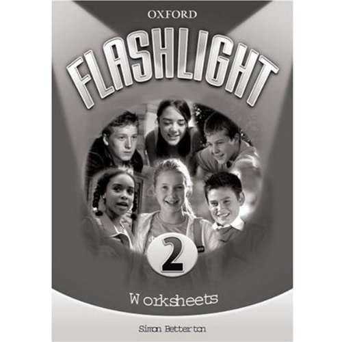 Flashlight 2 Worksheets