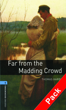 OBL 5: Far from the Madding Crowd Audio CD Pack