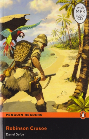 Robinson Crusoe (with MP3)