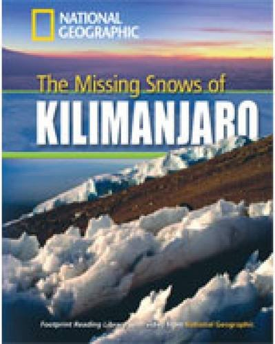 Fotoprint Reading Library B1 The Missing Snows of Kilimanjaro with CD-ROM