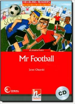 Red Series Fiction Level 3: Mr Football + CD