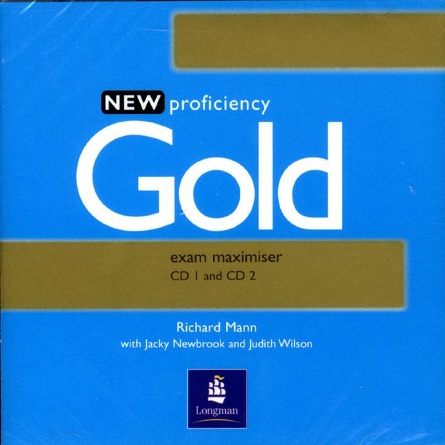 New Proficiency Gold  Exam Maximiser Audio CDs