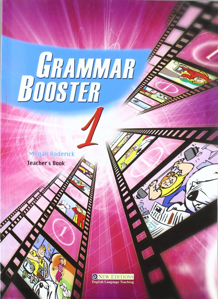 Grammar Booster 1 Teacher's Book with CD-ROM