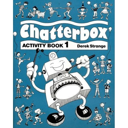 Chatterbox Level 1 Activity Book