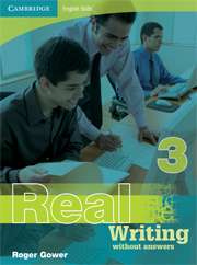 Cambridge English Skills: Real Writing Level 3 Book without answers