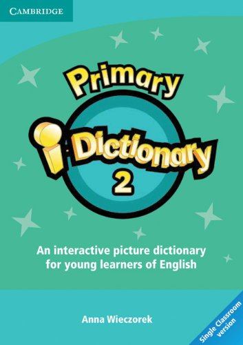 Primary i-Dictionary 2 Movers DVD-ROM (Single classroom)