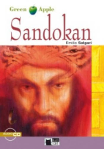 Green Apple Starter:  Sandokan with Audio CD