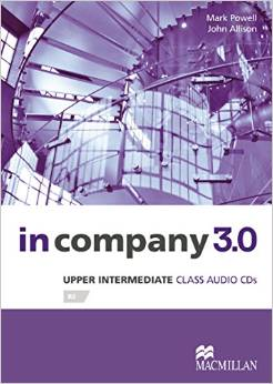 In Company 3.0 Upper Intermediate Class Audio CD