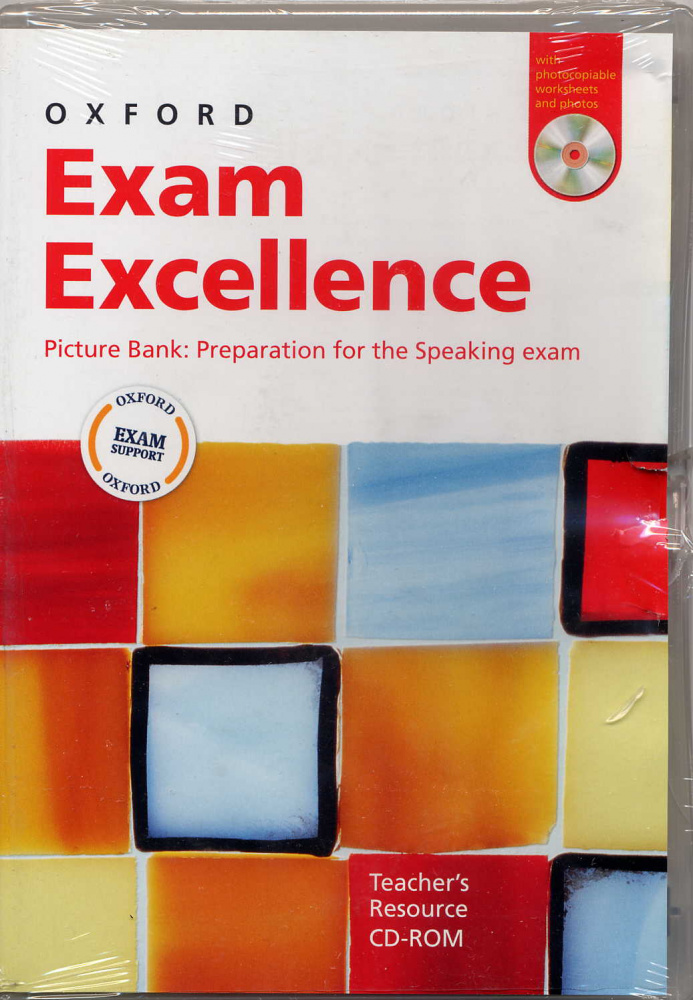 Oxford Exam Excellence: Teacher's Resource Disk