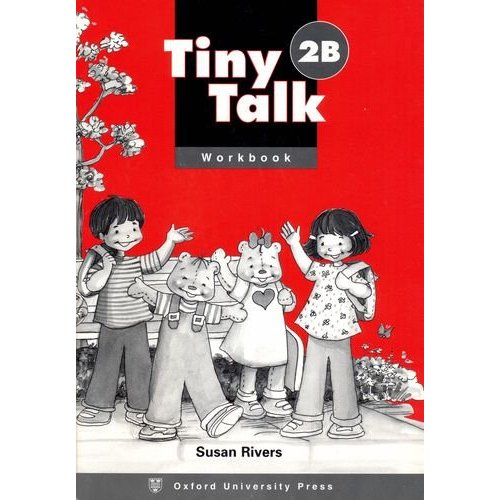 Tiny Talk 2 Workbook (B)