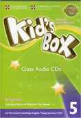 Kid's Box Updated edition 5 Class Audio CDs (3)