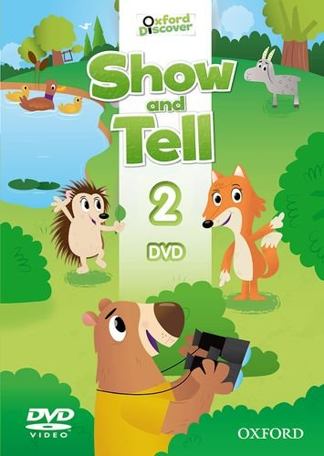 Show and Tell Level 2 DVD-ROM