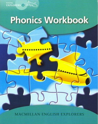 Young Explorers 2: Phonics Workbook