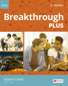 Breakthrough Plus 2nd Edition Intro Student's Book + DSB