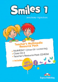 Smiles 1 Teacher's Multimedia Resource Pack (PAL) (set of 3)
