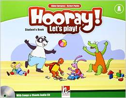 Hooray! Let's Play! Level A Students Book