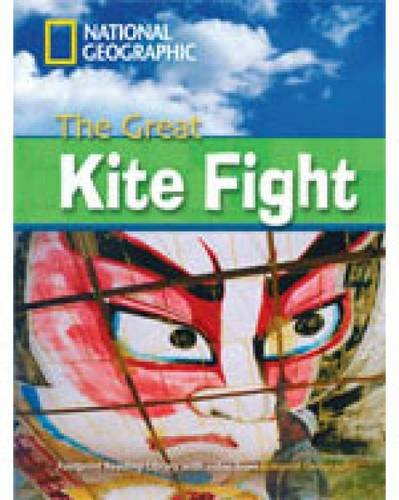 Fotoprint Reading Library B2 The Great Kite Fight with CD-ROM