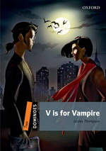 Dominoes 2 V is for Vampire Pack