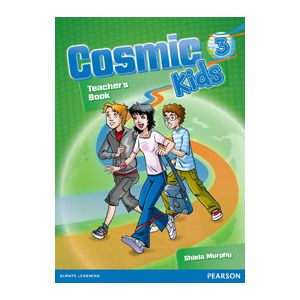 Cosmic Kids 3 Teacher's Book + Active Teach