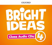 Bright Ideas 4 Audio CDs