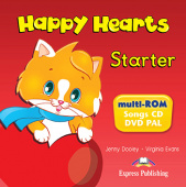 Happy Hearts Starter multi-ROM (Songs CD / DVD Video PAL)