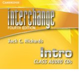 Interchange Fourth Edition Intro Class Audio CDs (3)