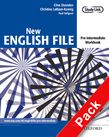 New English File Pre-intermediate Workbook (without key) with MultiROM Pack