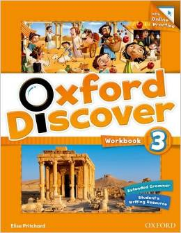 Oxford Discover 3  Workbook with Online Practice