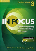 In Focus 3 Student's Book with Online Resource