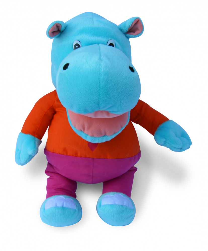 Hippo and Friends Puppet All Levels