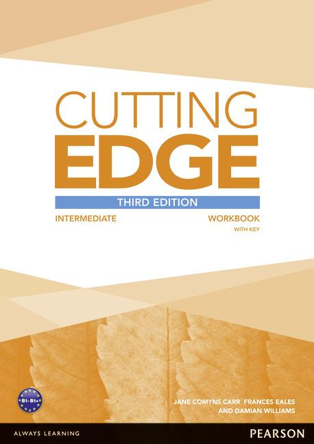 Cutting Edge 3rd Edition Intermediate Workbook with Key
