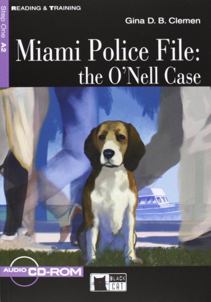 Reading & Training Step 1: Miami Police File + CD-ROM