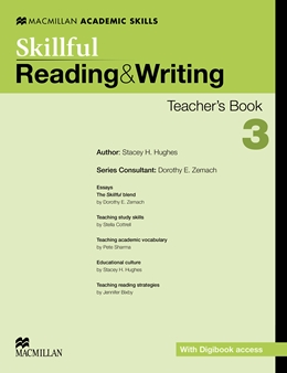 Skillful Reading and Writing Level 3 Teacher's Book + Digibook