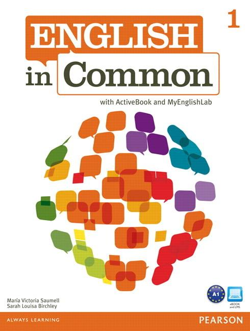 English in Common 1 Student's Book with ActiveBook and MyEnglishLab