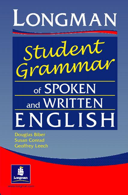 Longman Student Grammar of Spoken and Written English (Paper)