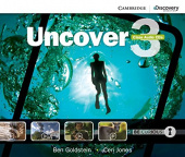 Uncover 3 Audio CDs (3)