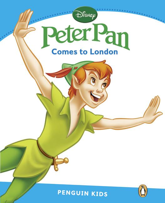 Penguin Kids Disney 1 Peter Pan